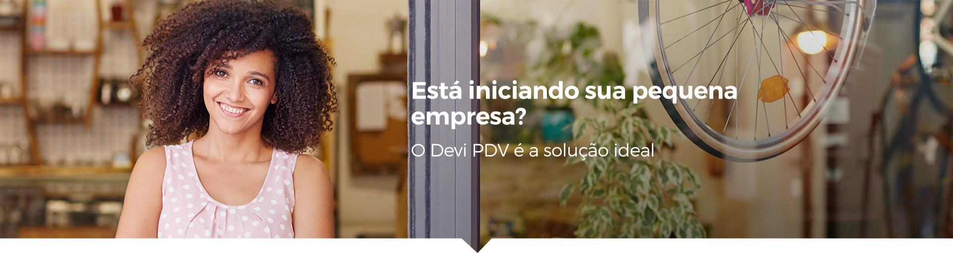 O Devi PDV é a solução ideal